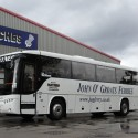 Edinburgh Coach Hire